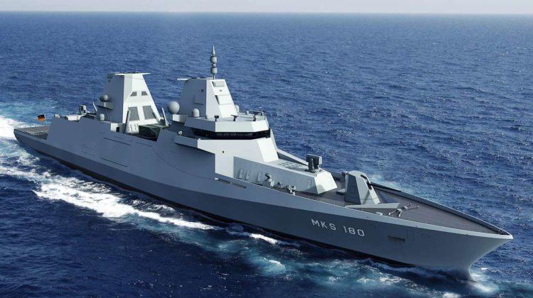 Kontrakt na budowę fregat MKS 180