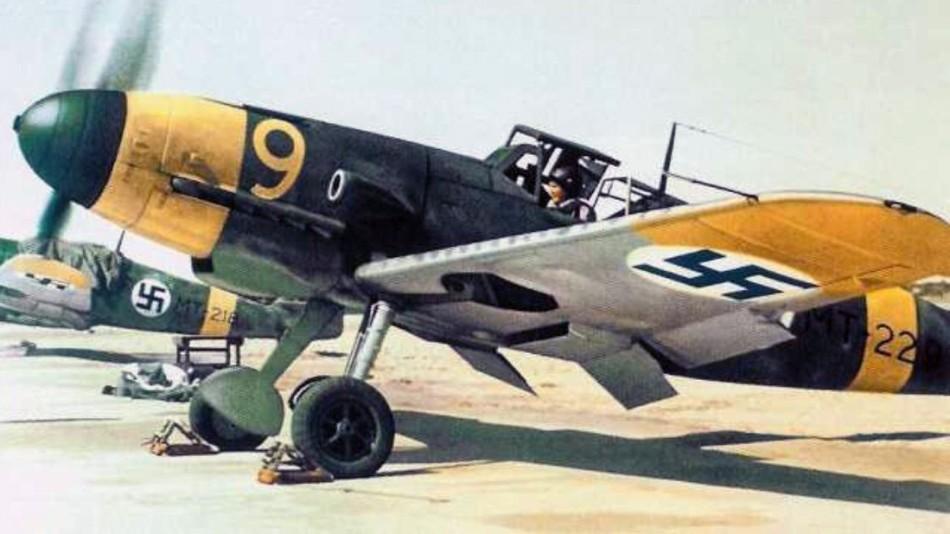 Bf 109 hakaristi