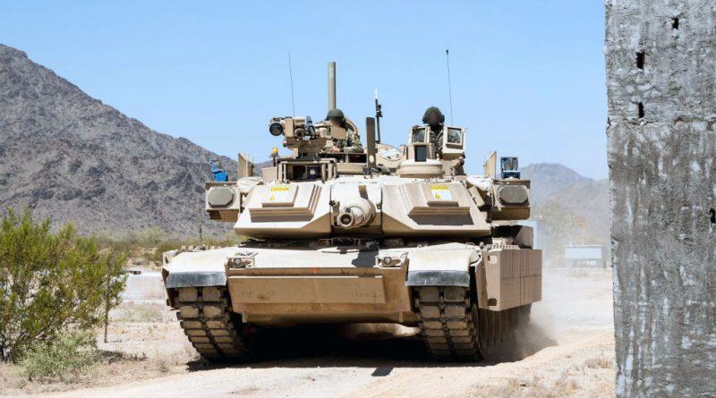 Zakończyły się dostawy Trophy HV dla US Army