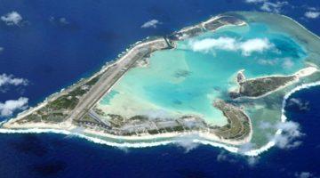 wyspa atol Wake