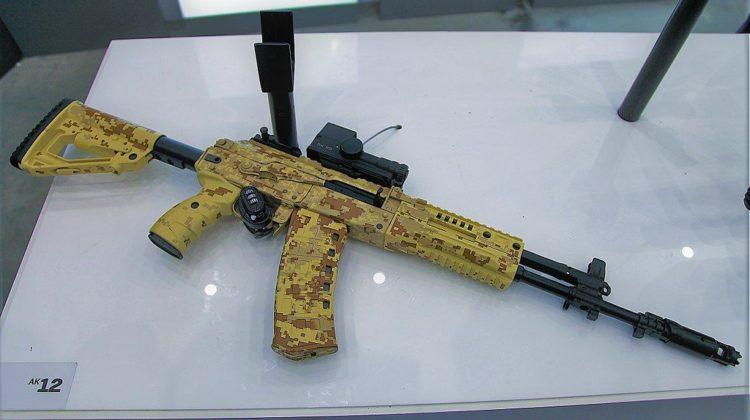 Nowe typy rosyjskiej broni strzeleckiej – AK-19 i Połoz