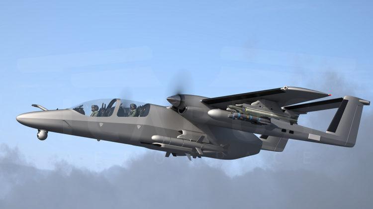 Icarus Aerospace TAV