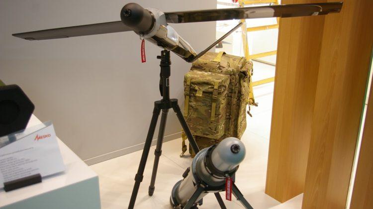 MSPO: Amunicja krążąca StingFly i DragonFly