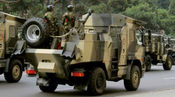 Górski Karabach: Coraz więcej ofiar, zniszczone czołgi i śmigłowce