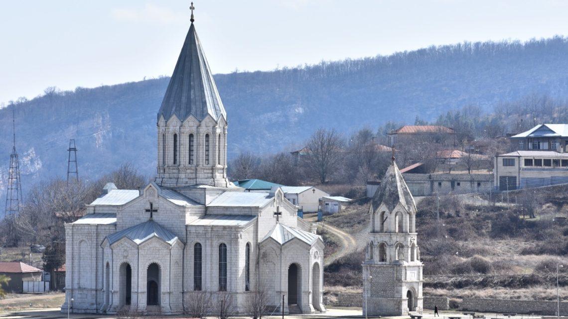 katedra w Szuszi
