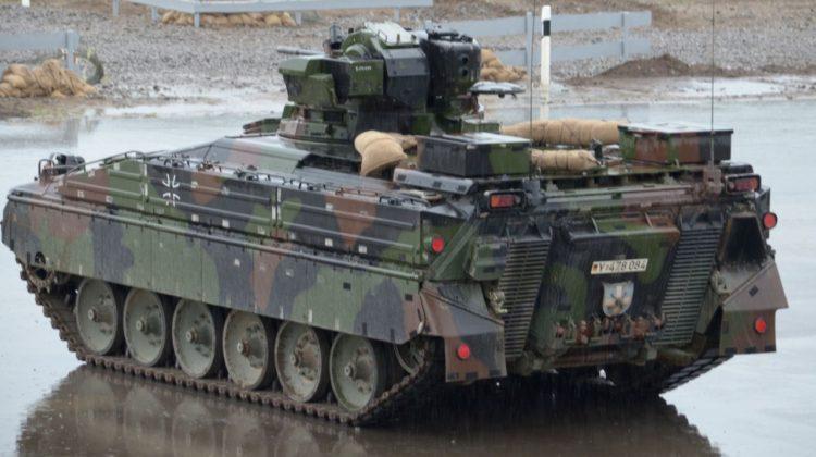 Spectus II i ATTICA stanowić będą elementy pakietu modernizacyjnego niemieckiego Leopardów 2