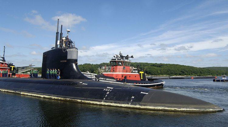 Norweska baza Olavsvern dla US Navy