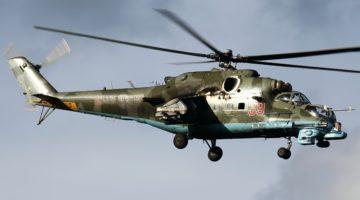 Rosyjski Mi-24 strącony. Armenia de facto skapitulowała