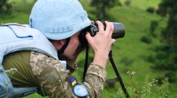 Ukraiński peacekeeping w Afryce
