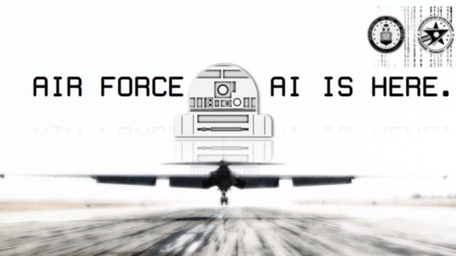 Sztuczna inteligencja zadebiutowała w US Air Force