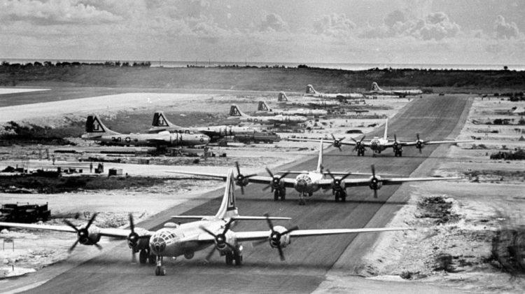 B-29 Tinian