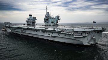 Korea Płd. chce lotniskowiec z dwiema nadbudówkami.