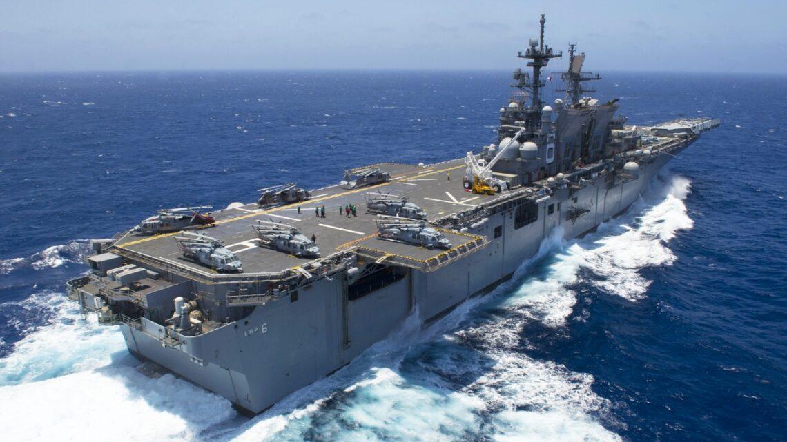 Lotniskowce lekkie US Navy – być może teraz słowo stanie się ciałem