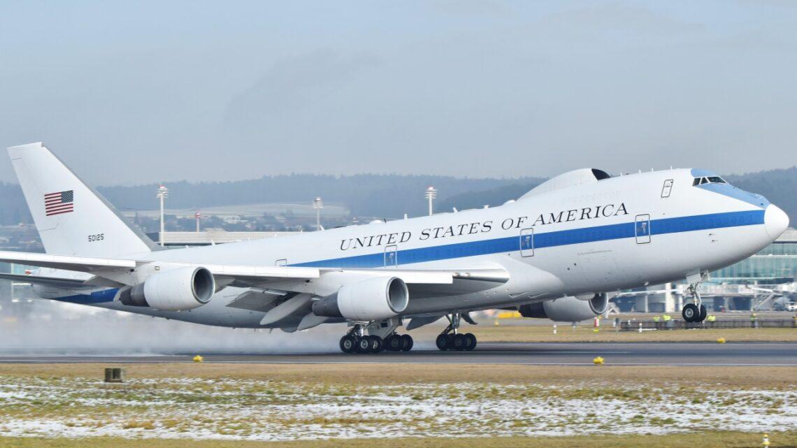 Przyszły SAOC będzie Boeingiem 747