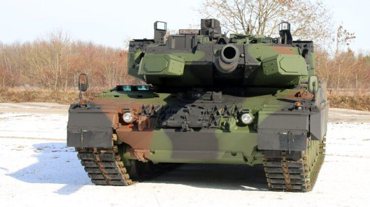 Leopard 2A7A1