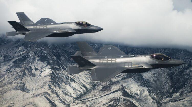 F-35A Ebbing