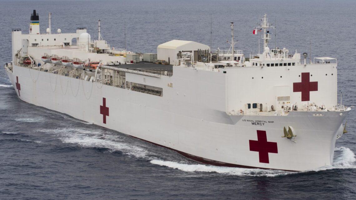 okręty szpitalne typu Mercy