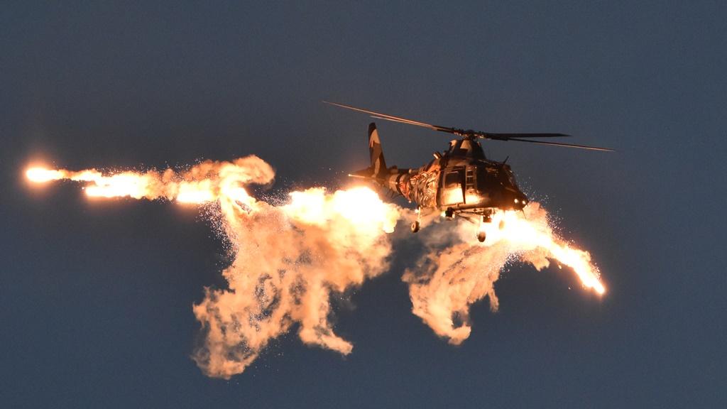 Sanicole Airshow Agusta A109